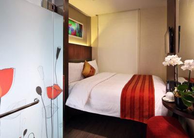 Hotel Colver 5 HongKong Street-deluxeroom