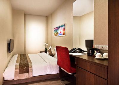 Hotel Colver 5 HongKong Street-StandardRoom